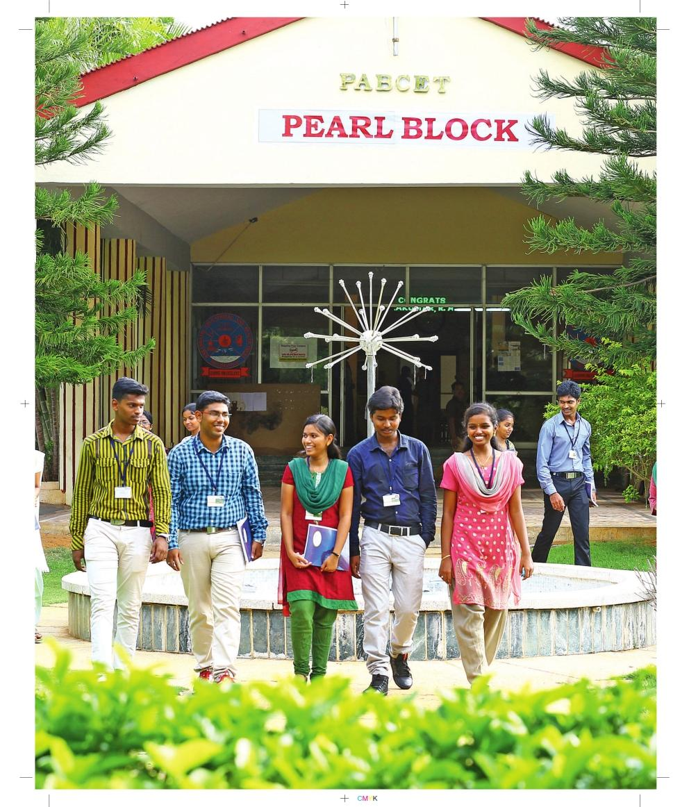 PABCET- Pavendar Bharathidasan College Of Engineering
